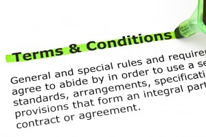 7 Risks You're Taking By Not Incorporating Properly Drafted Standard Terms & Conditions - ORJ Solicitors
