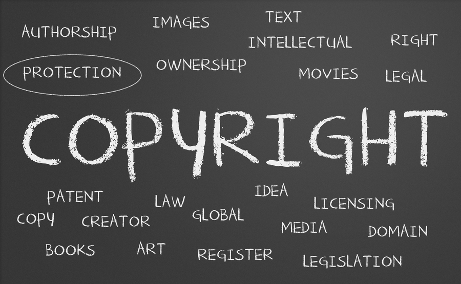4 COPYRIGHT ASSETS THAT YOUR COMPANY OWNS AND CAN PROTECT