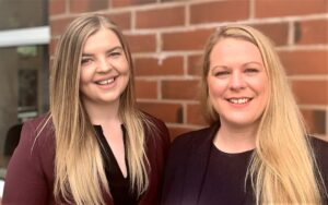 Image of Witney and Charlotte conveyancing solicitors at ORJ.